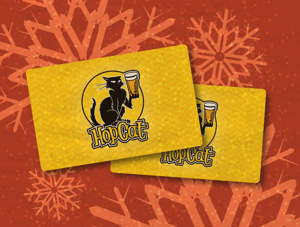 HopCat Gift Cards